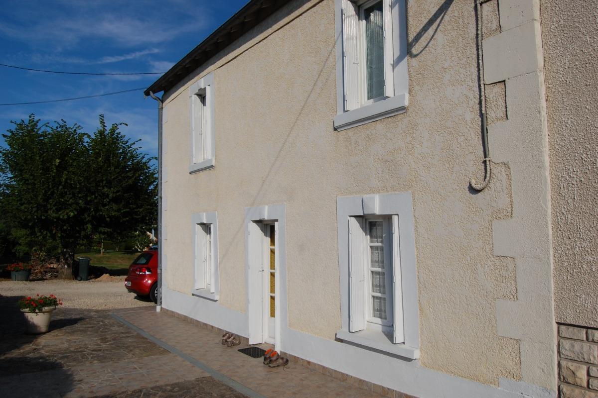 Facade T3 - Location de vacances - Coulounieix-Chamiers