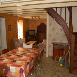 Vu d'ensemble pièce à vivre - Location de vacances - Coulounieix-Chamiers