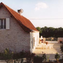 vue principale - Location de vacances - Tourtoirac