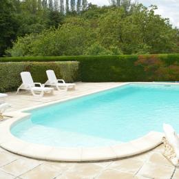 FACADE PRINCIPALE - Location de vacances - Sarlat-la-Canéda