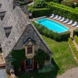 FOMILIO 7 CHAMBRES - Location de vacances - Saint-Geniès