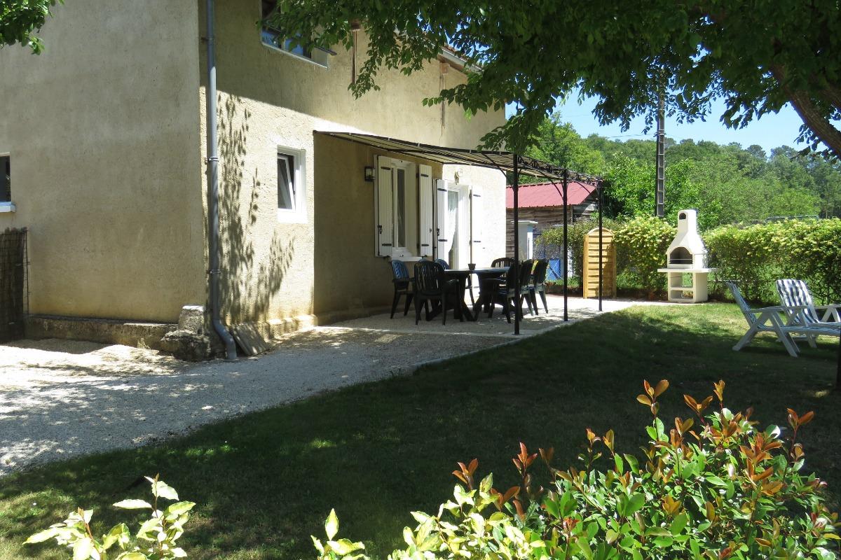 Gite les POMMIERS - Location de vacances - Loubejac