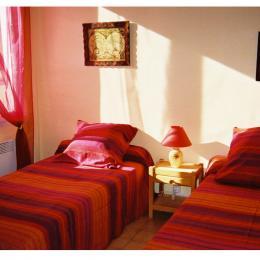 Chambre - Location de vacances - Loubejac