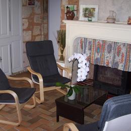 chambre matrimoniale - Location de vacances - Saint-Cyprien Dordogne