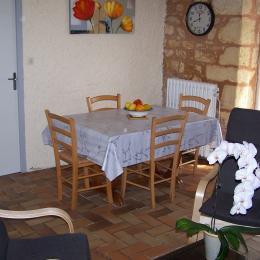lits simples - Location de vacances - Saint-Cyprien Dordogne