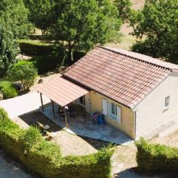 Notre piscine  - Location de vacances - Salignac-Eyvigues