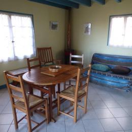 salon   - Location de vacances - Montignac