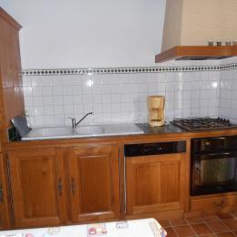 cuisine - Location de vacances - Issigeac