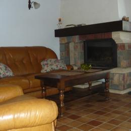 le salon - Location de vacances - Issigeac