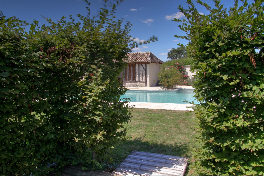 Piscine - Location de vacances - Saint-Rémy DORDOGNE
