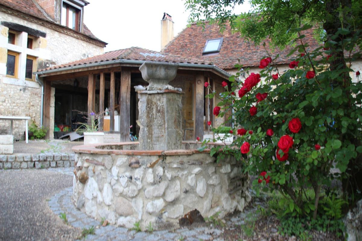 - Location de vacances - Lamonzie-Saint-Martin