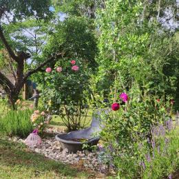 Pièce à vivre de 70m2 - Location de vacances - Lamonzie-Saint-Martin