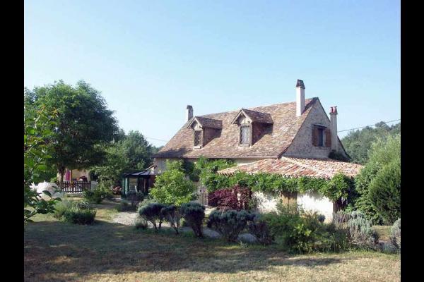 la maison dans son cadre - Location de vacances - Issac