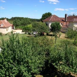 Vue d'ensemble - Location de vacances - Saint-Rémy DORDOGNE