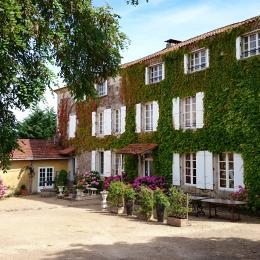 Le Manoir - Location de vacances - Milhac-de-Nontron