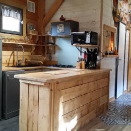 Location en Hiver - Poêle à Bois - Location de vacances - Sarlat-la-Canéda