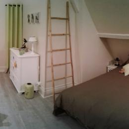Chambre Est - Chambre d'hôtes - Molières