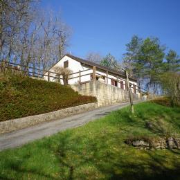 Vue vers l'extérieur - Location de vacances - Montignac