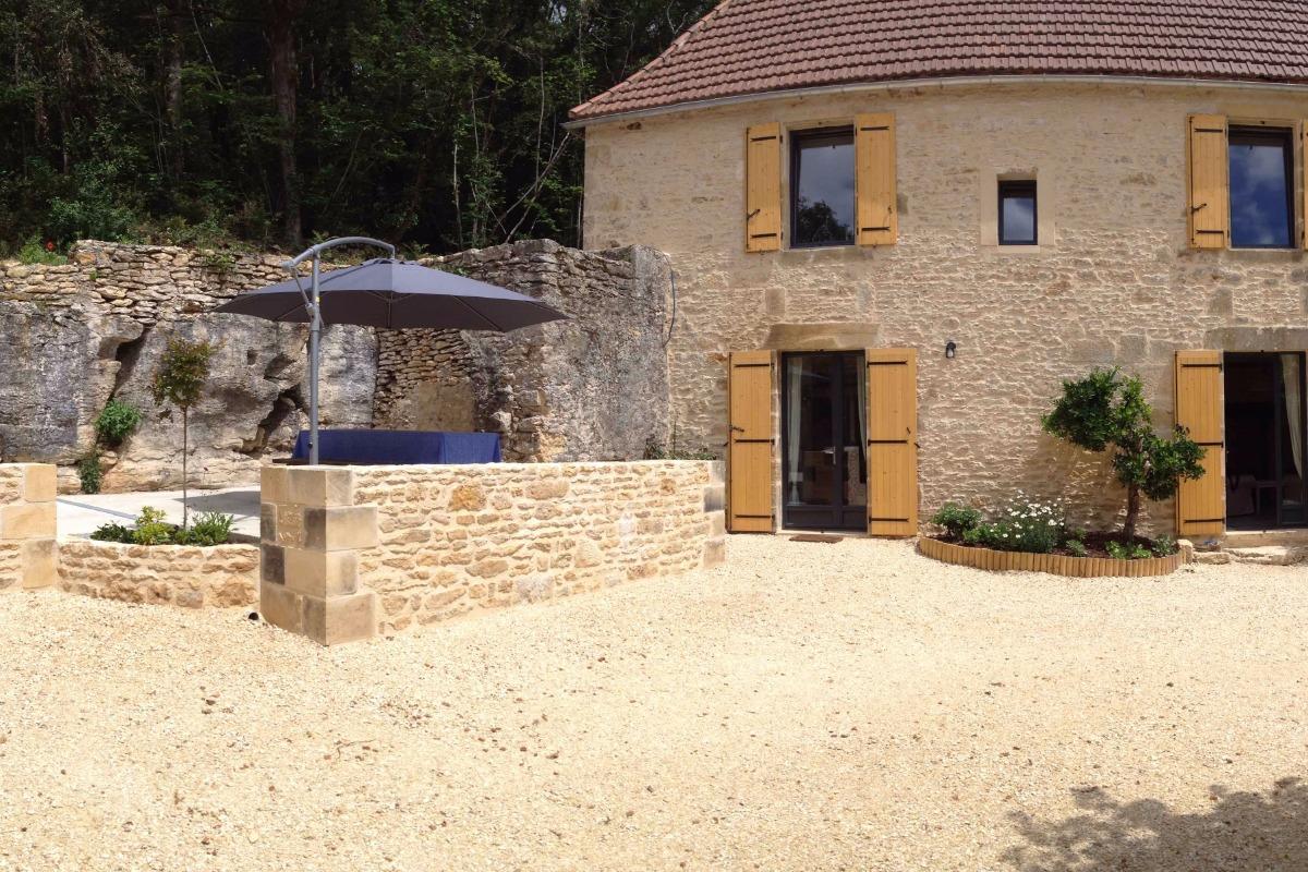 Exterieur - Location de vacances - Saint-Julien-de-Lampon