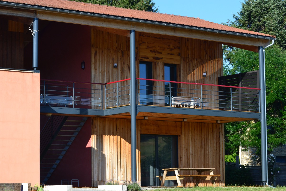 Terrasses - Location de vacances - Vézac