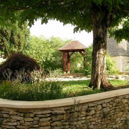 Jardin  - Location de vacances - Archignac
