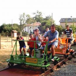 Accrobranche à St Estèphe et à l'étang des Nouailles - Location de vacances - Piégut-Pluviers