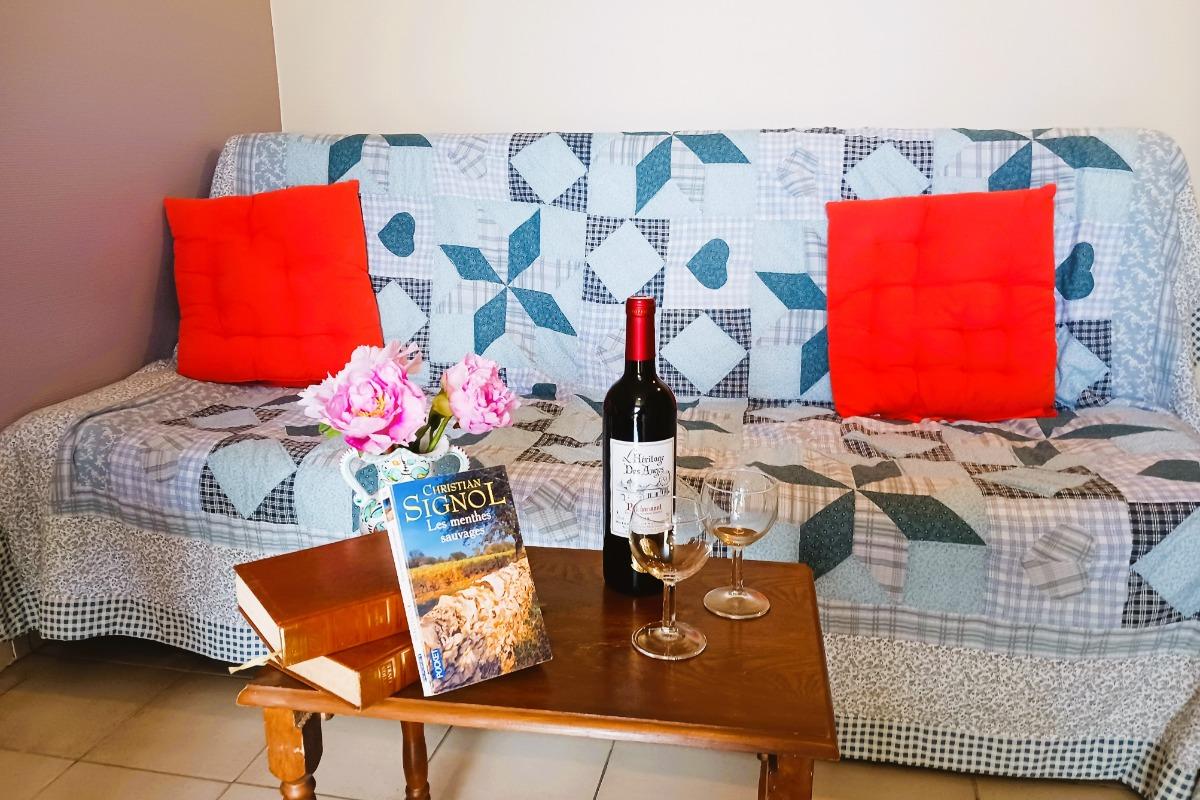 cuisine - Location de vacances - Meyrals
