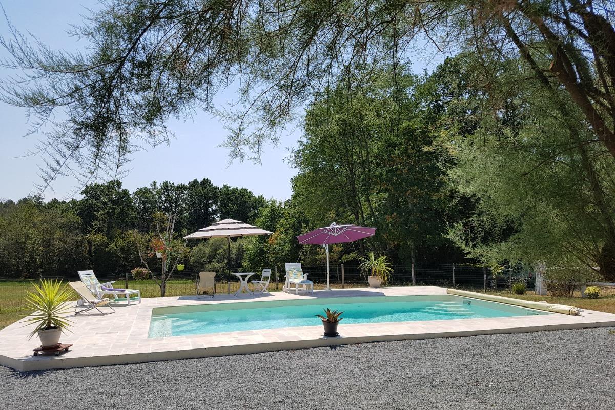 environnement calme près de la forêt - Chambre d'hôtes - Siorac-de-Ribérac