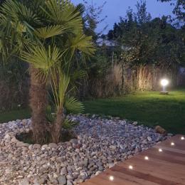 Le ponton et son palmier - Location de vacances - Sarlat-la-Canéda