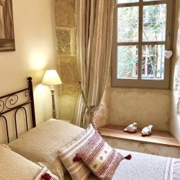 La chambre et la vue - Location de vacances - Sarlat-la-Canéda