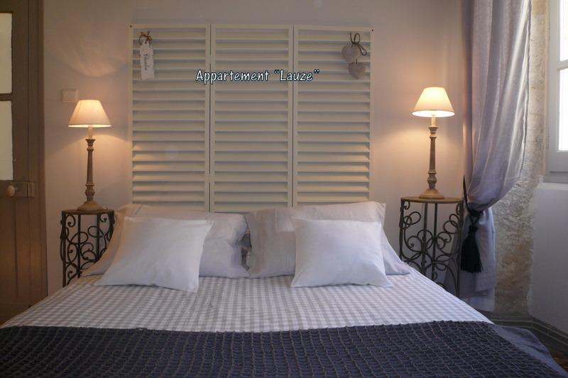 chambre dans l'appartement lauze - Location de vacances - Sarlat-la-Canéda