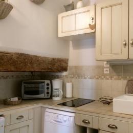 La cuisine équipée - Location de vacances - Sarlat-la-Canéda