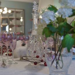 Table d'hôtes - Chambre d'hôtes - Lamonzie-Saint-Martin