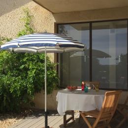 Gîte en Dordogne-Périgord avec piscine privée - terrasse ombragée - Location de vacances - Mauzac-et-Grand-Castang