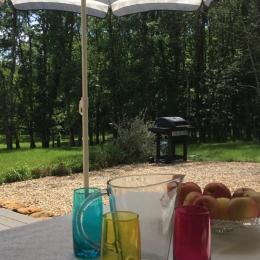 Gîte en Dordogne-Périgord avec piscine privée - terrasse et barbecue - Location de vacances - Mauzac-et-Grand-Castang