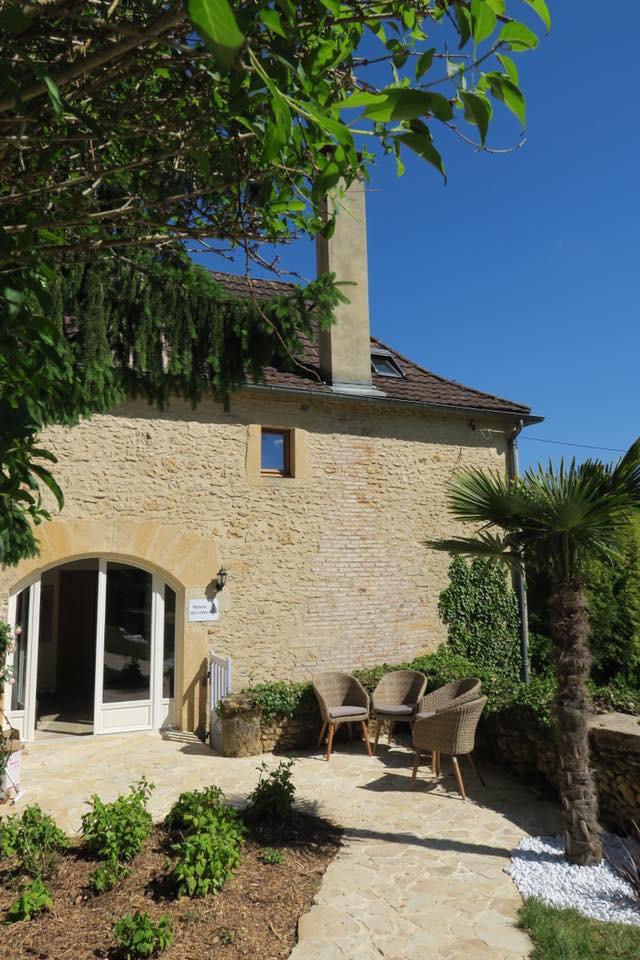 entree - Location de vacances - Auriac-du-Périgord