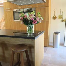 cuisine - Location de vacances - Auriac-du-Périgord