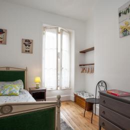 la chambre simple (90 x 190) - Location de vacances - Sarlat-la-Canéda