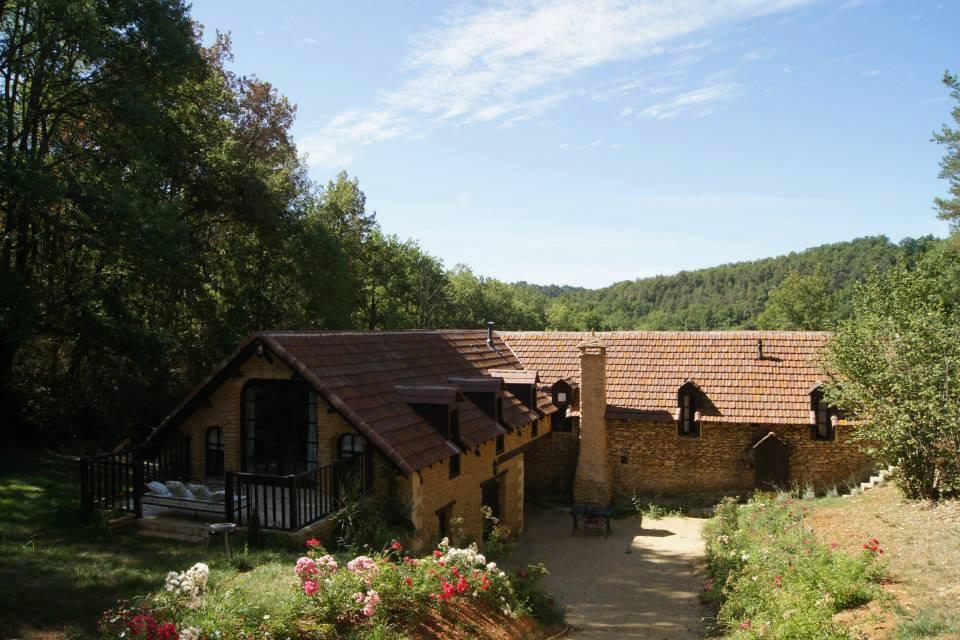 le coustal  - Location de vacances - Auriac-du-Périgord