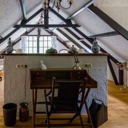 chambre premiere étage  - Location de vacances - Auriac-du-Périgord