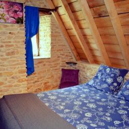 chambre 1 la grange - Location de vacances - Proissans