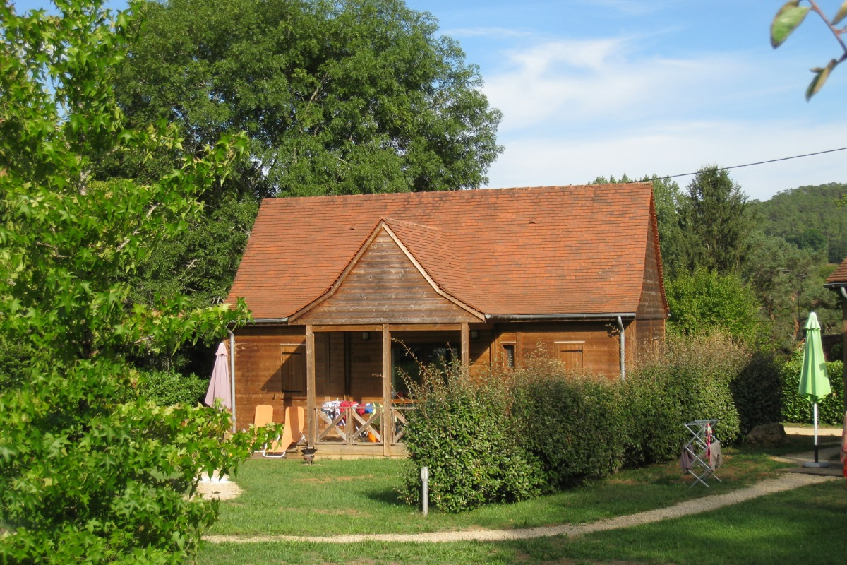 séjour - cuisine - Location de vacances - Carsac-Aillac