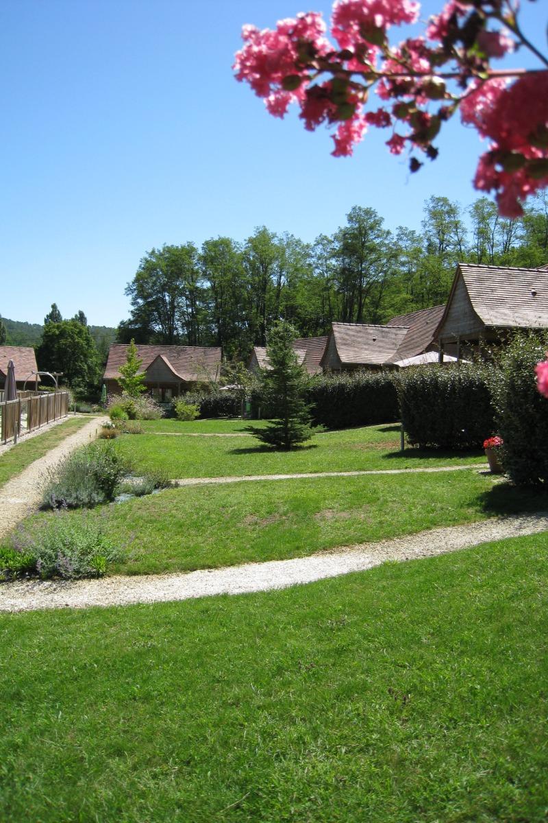 chambre parentale - Location de vacances - Carsac-Aillac