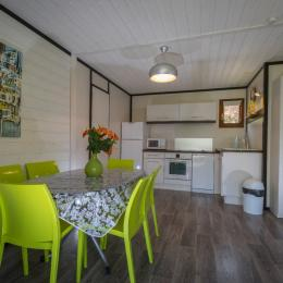chambre parentale, lit 160 cm - Location de vacances - Carsac-Aillac