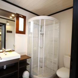 1 des 2 salles d'eau - Location de vacances - Carsac-Aillac