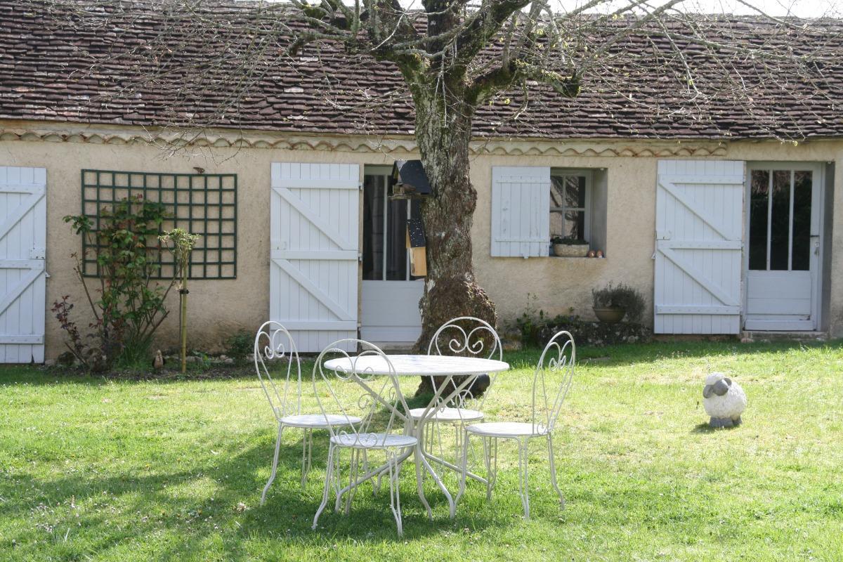 Les anciennes Bergeries - Location de vacances - Saint-Pierre-de-Chignac