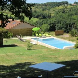 - Location de vacances - Léguillac-de-l'Auche