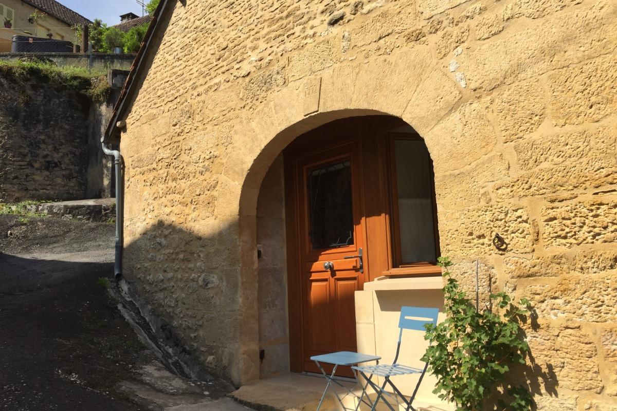 Entrée - Chambre d'hôtes - Montignac