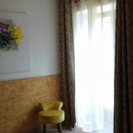 Chambre Soleil vue sur jardin - Chambre d'hôtes - Montignac