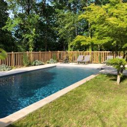 piscine - Location de vacances - Valojoulx